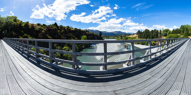 Shotover Bridge - Queenstown Lakes District