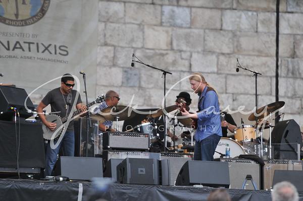 Newport Jazz Fest 2012 - Sunday