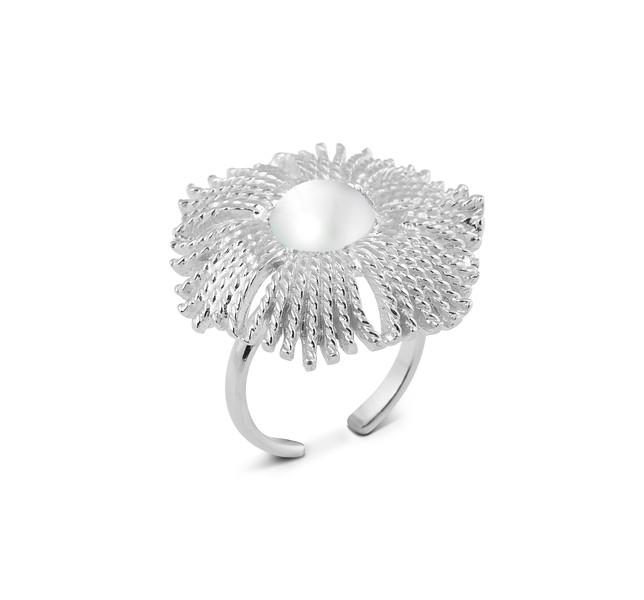 Gatsby Pearl Ring