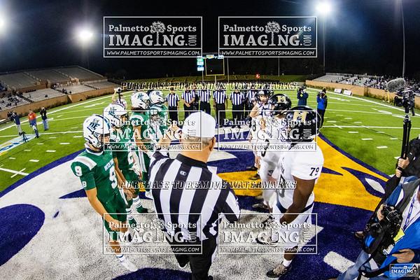 SCHSL AAAAA State Football Championship Dutch Fork vs TL Hanna