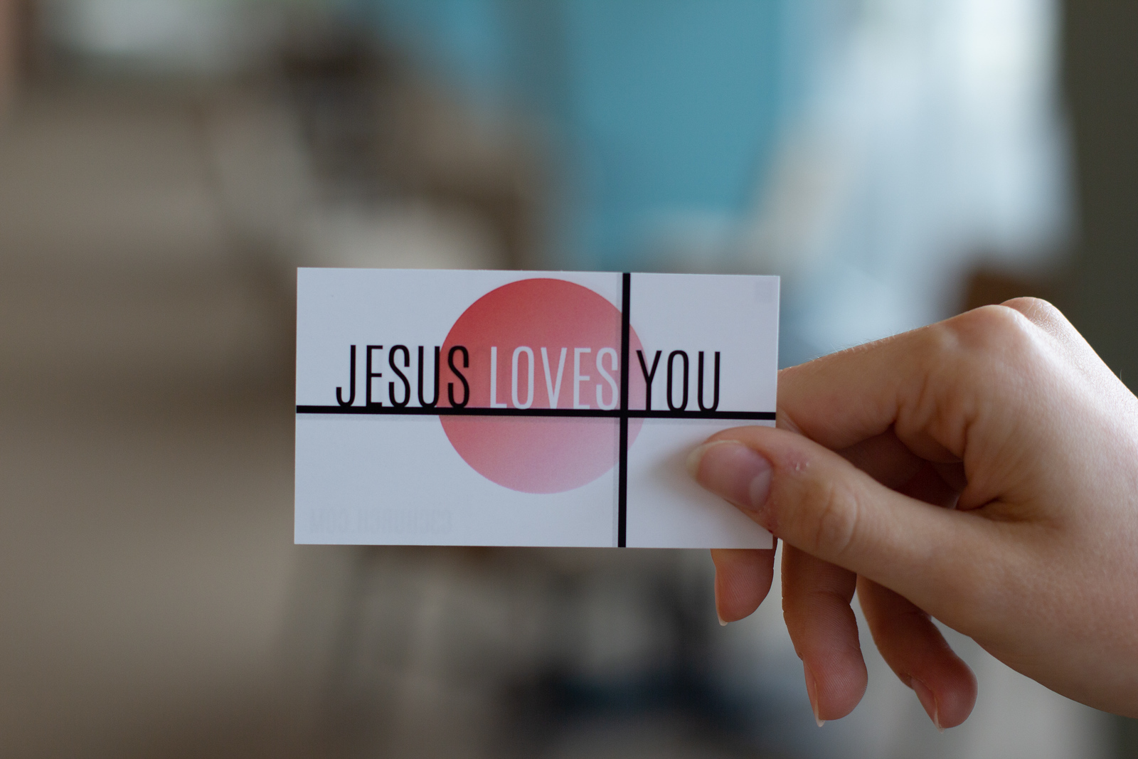 19-08-06 Jesus Loves You card