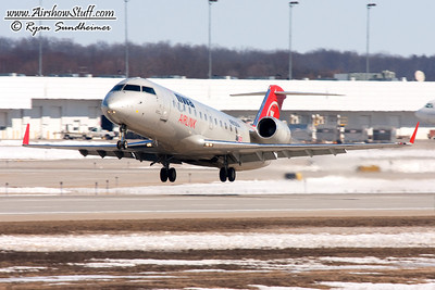 Grand Rapids International Airport (KGRR) Spotting 2010