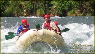Kagay Rafting - January 2015