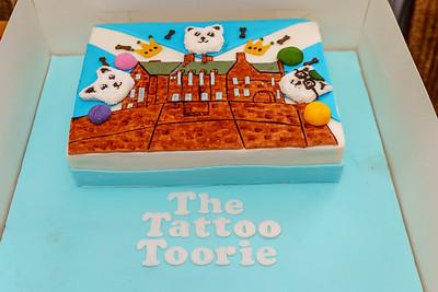 Tattoo Toorie Book Launch