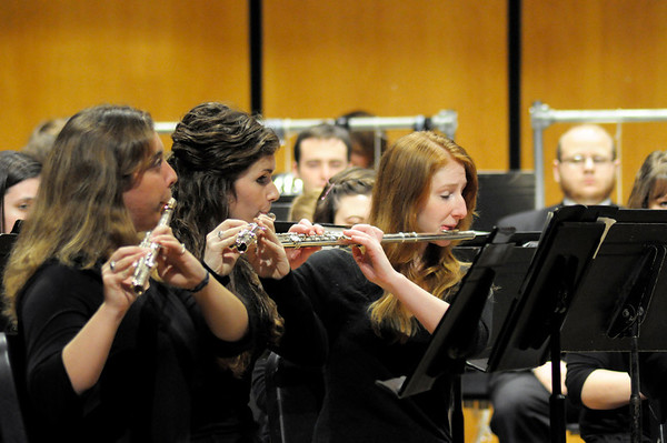 February 27, 2012 LSU Symphonic Winds with Eric Melley