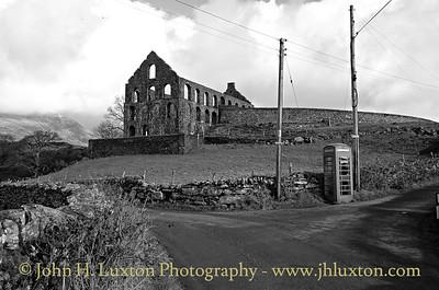 Ynys-y-Pandy Slate Mill, Cwmystradllyn