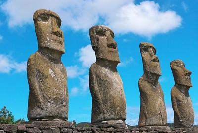 Rapa Nui - Half Day Tour 2 (Afternoon)