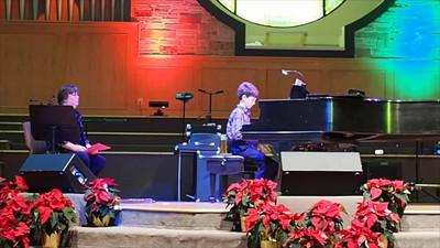 Christmas Piano Recital 2013