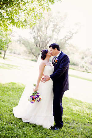 Melinda & Joe {wedding day}