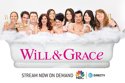 SUNDAY Will and Grace at Atlanta Pride