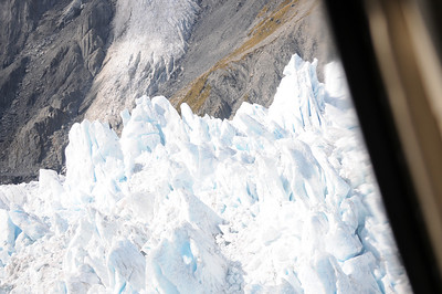 NZ - Franz Josef & Fox Glaciers