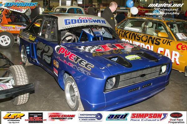 Motorsport with Attitude Show Halls