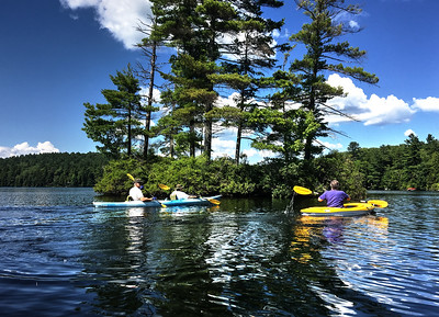 2016-07-21 - KAYAK LOON POND