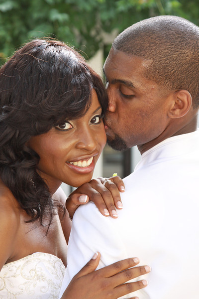 Shenika and Lamar get married!