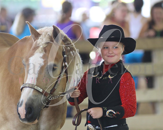 Pony Showmanship 3 - 5