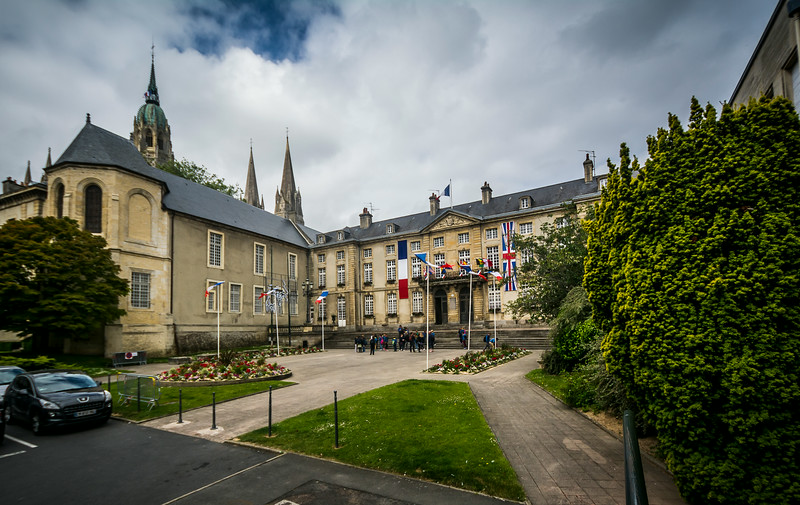 Bayeaux Cathedral