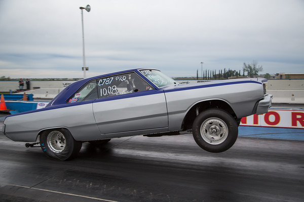 NHRA ET Series Racing