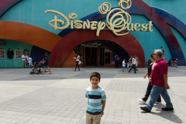 Downtown Disney - April 2013
