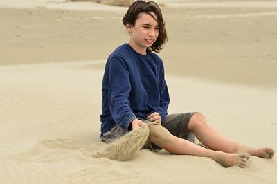 Ona Beach - July 1st - Mister SandMan