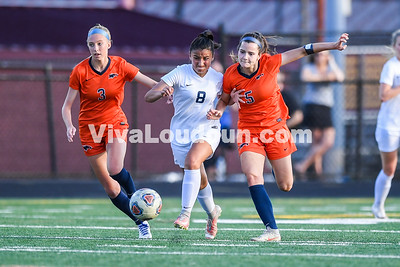 Girls Soccer: Potomac District Finals, Stone Bridge vs Briar Woods 5.24.2019 (by Mike Walgren)