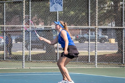 DHS Girls Tennis 08-12-2020