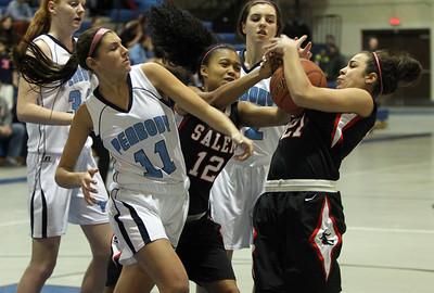 Peabody vs. Salem Girl's Basketball