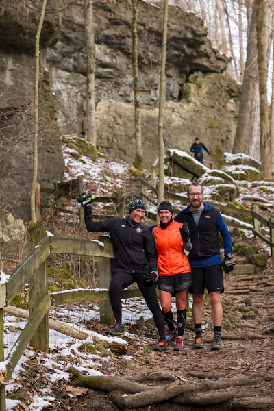 ORRRC Winter Solstice Trail Half Marathon - December 21, 2019