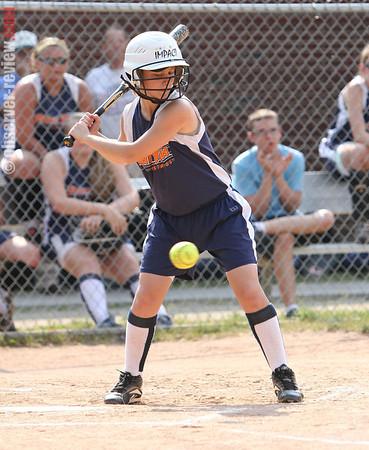 Penn Yan Softball 5-25-12