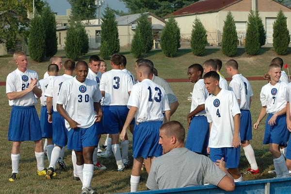 Varsity Soccer vs. Liberty Christian
