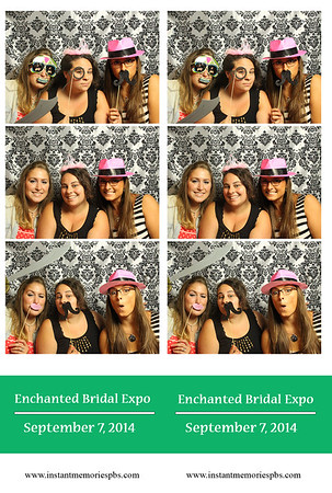 Enchanted Bridal Expo 9-7-2014