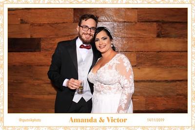 Amanda e Victor