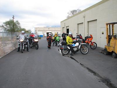 Mexico Pics form moto Adventures