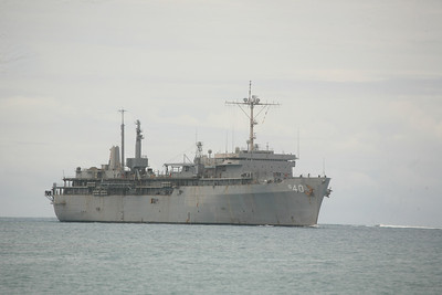 USS Cable back to Saipan 9.25.09