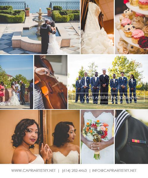 Cochran Evans Wedding