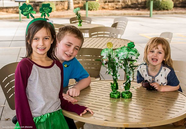 Dacula Sonic St Patrick's Party 2019