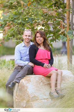 Yohana and Jon Engagement Session