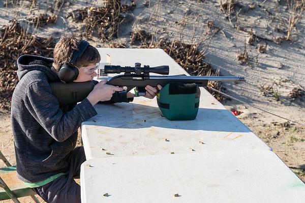 Shooting Range 2/7/2021