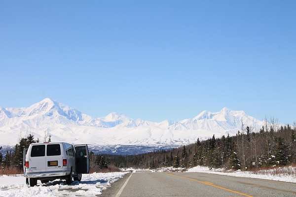 2013 Interior Alaska Roads Tour