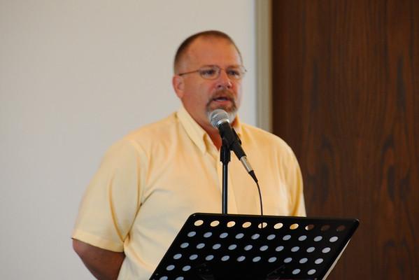 September 4, 2011 - Worship Service