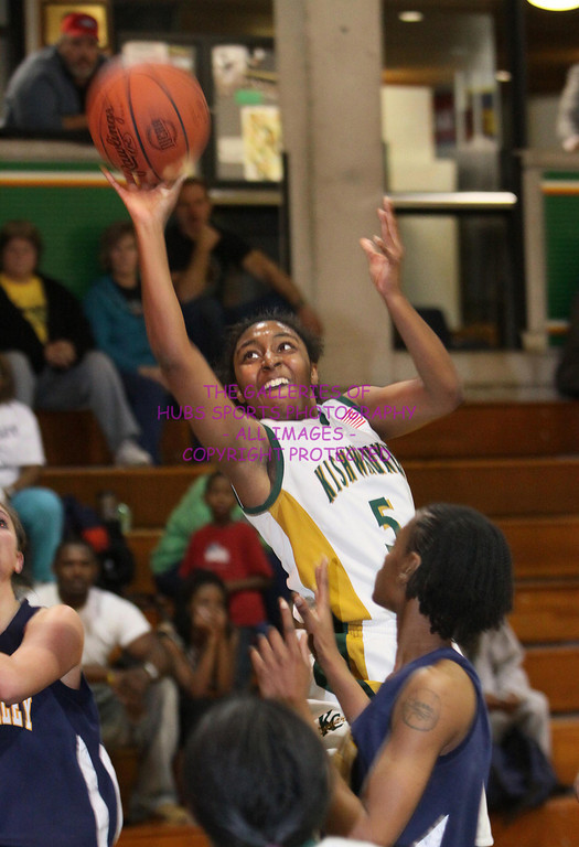 2009 KISHWAUKEE COLLEGE WOMENS BASKETBALL vs ROCKFORD COLLEGE