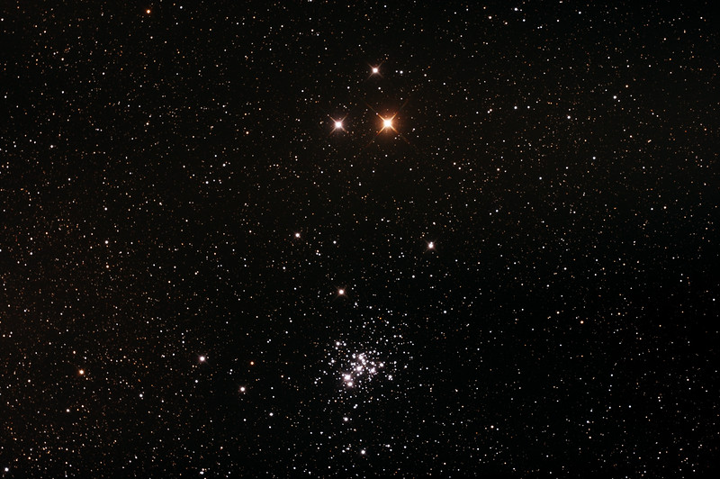 Caldwell C76 - NGC6242 - False Comet Cluster near Zeta Scorpii - 23/6/2015 (Re-Processed stack)