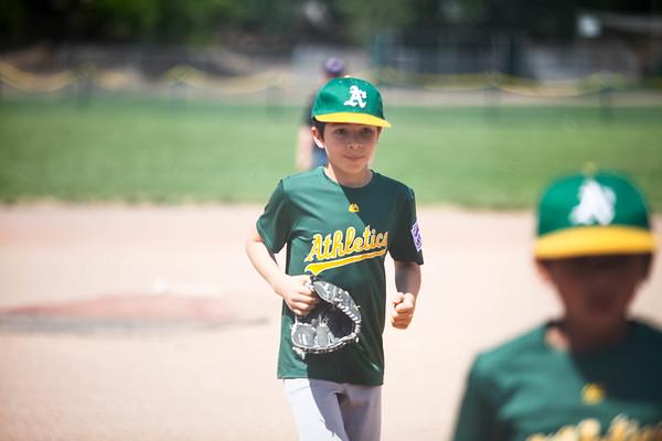 Walnut Creek Little League AA A's