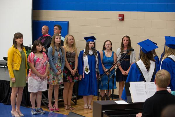 Auburn Graduation 2014