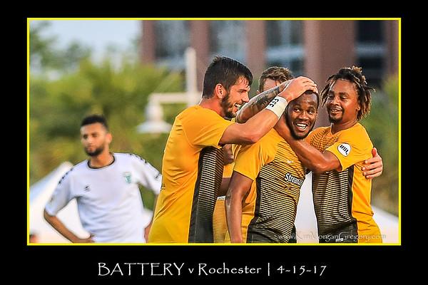 BATTERY vs ROCHESTER | 4-15-17