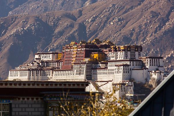 Lhasa and environs