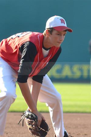 Pequea Valley Varsity Baseball v. LC - LL League Playoffs 5.17.12