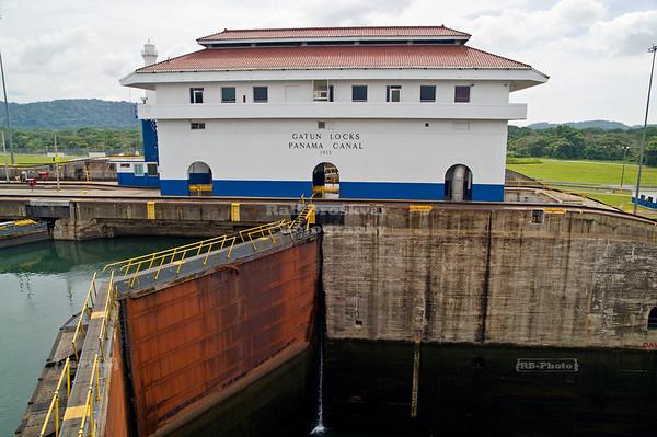 Panama - Panama Canal