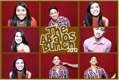Abalos Thanksgiving 2012