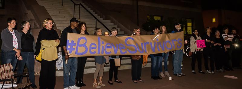 BELIEVE SURVIVORS VIGIL