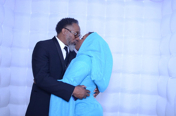 Hakim & Tanisha 25th Anniversary Photo-booth